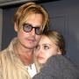 "Johnny Depp: ""Quite Worried"" About Lily-Rose Depp's Sudden Fame"