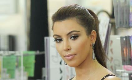 And Kim Kardashian Wedding Dress Designer Is...