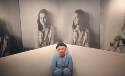 Beyonce Poses at Anne Frank House, Pays Tribute to Holocaust Victim