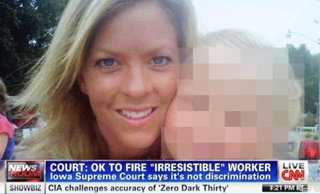 Melissa Nelson, Woman Fired For Being Too Hot, Takes Lawsuit to Iowa Supreme Court