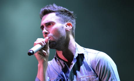 Adam Levine to MTV: Eff You!