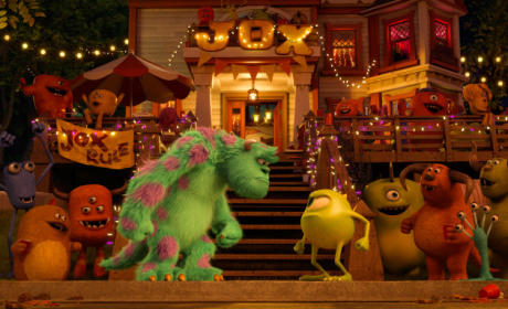Monsters University Wins Weekend Box Office