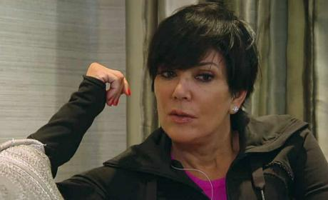 Kris Jenner: Keeping Up