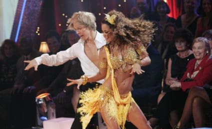 Dancing with the Stars Recap: Brooke Burke and Derek Hough Cause Lung Cancer
