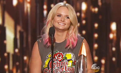 Miranda Lambert on CMA Awards Win: I Needed This!