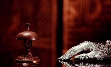 American Horror Story Hotel Teaser: Is That Lady Gaga?