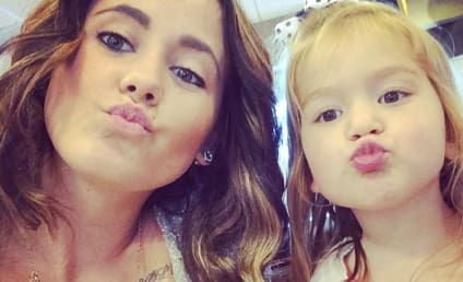 Jenelle Evans: Feuding With Allison Stevens (a.k.a. First Nathan Griffith Baby Mama)!