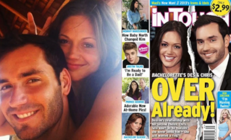 Desiree Hartsock, Chris Siegfried Silence Critics With Labor Day Love-Fest