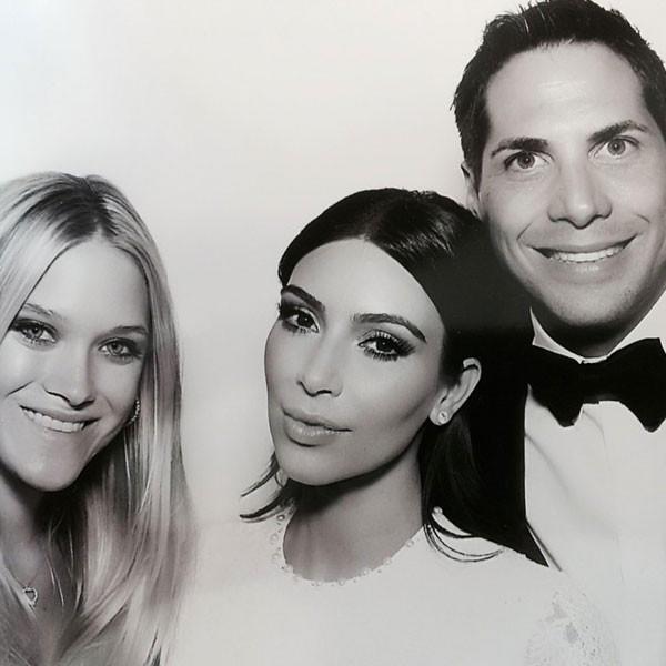 Kim, Joe and Abbey