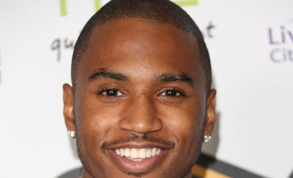 Trey Songz Shrugs Off Alleged Twit Pic, Gay Rumors