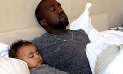 Kim Kardashian Wishes Kanye Happy Father's Day, Posts New North West Pic