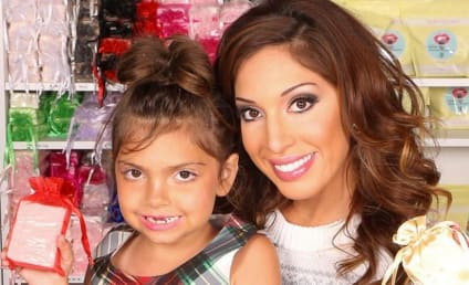 Farrah Abraham to Daughter: Go Ahead, Beat Up On Grandma!