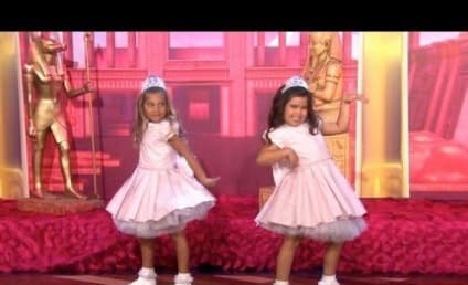 "Sophia Grace & Rosie Perform ""Dark Horse"" on Ellen"