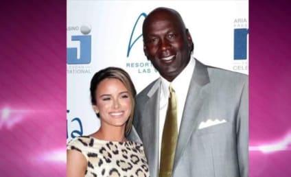 Michael Jordan and Yvette Prieto: Expecting!