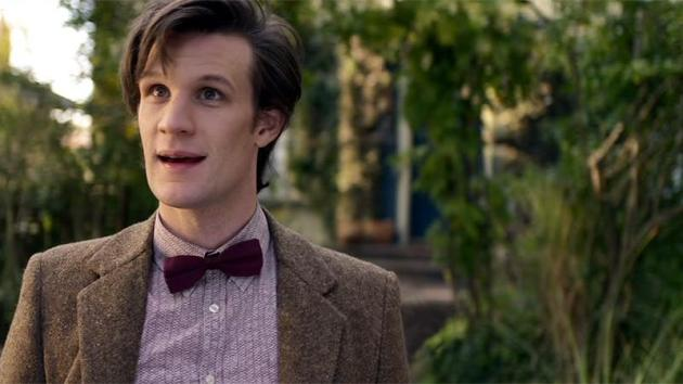 Matt Smith as Dr. Who