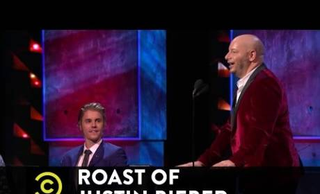 Justin Bieber Roast Clips: You Are the King Joffrey of Pop!