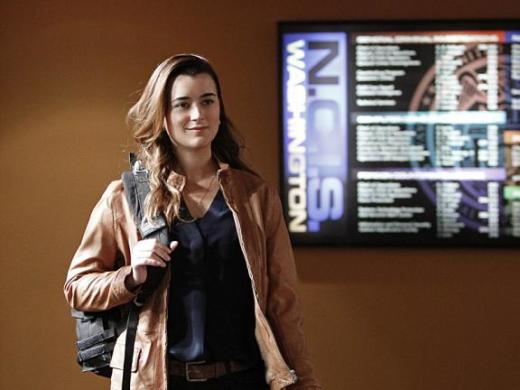Cote de Pablo on NCIS