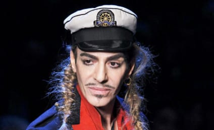 John Galliano Condemns Anti-Semitism