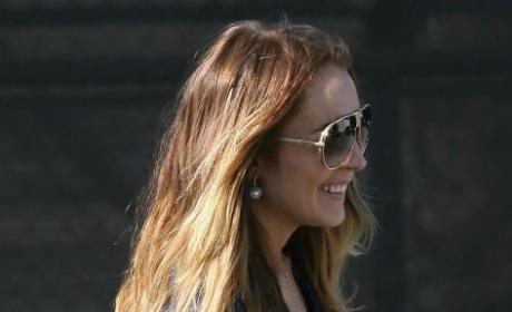 Lindsay Lohan Topless Photo Alert!