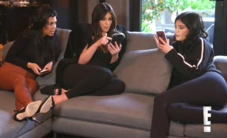 Kylie Jenner Wants To Know Why Everyone Thinks She's Pregnant