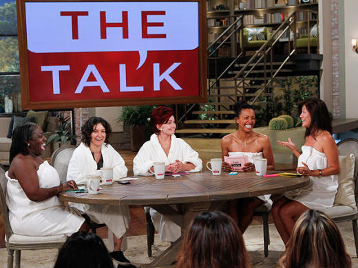 The Talk Hosts