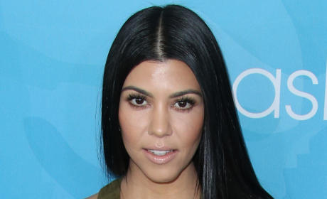 Kourtney Kardashian & Scott Disick: Clashing Over Custody?!