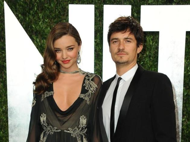 Katy Perry and Orlando Bloom Premiere Pic - The Hollywood