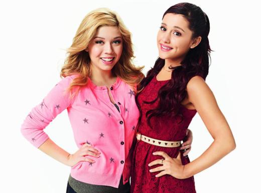 Ariana Grande and Jenette McCurdy