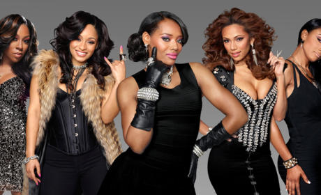 The Love and Hip Hop Cast