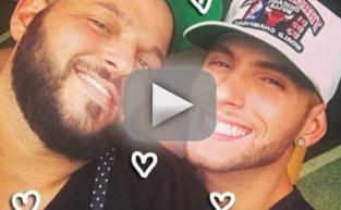 Daniel Franzese: Means Girls Star Proposes To Boyfriend At Starbucks