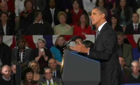Obama 2012 Ad - Forward