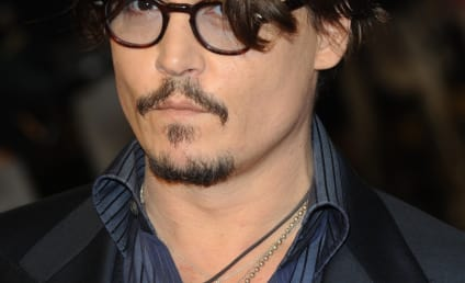 Johnny Depp Repeats as America's Favorite Actor
