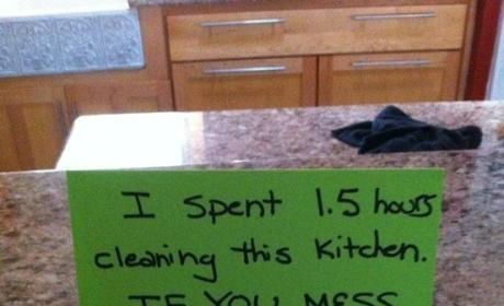 25 Passive Aggressive Notes (or Just Plain Aggressive Ones) to Get Your Point Across
