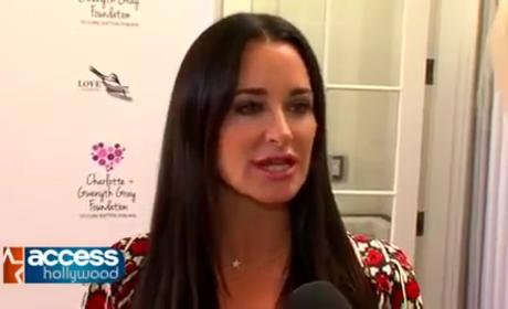 Kyle Richards Shoots Down Real Housewives Rumors: Watch!