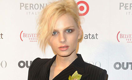 Andrej Pejic, Androgynous Model, Talk of New York City Fashion Week