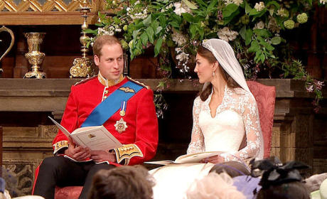 THG Caption Contest Winner: Royal Wedding Day