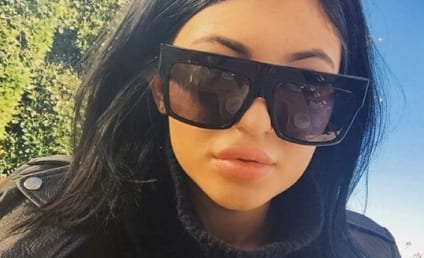 Kylie Jenner's Lips: More Plump Than Ever in New Selfies!!