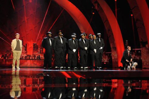 America's Got Talent Elimination Night