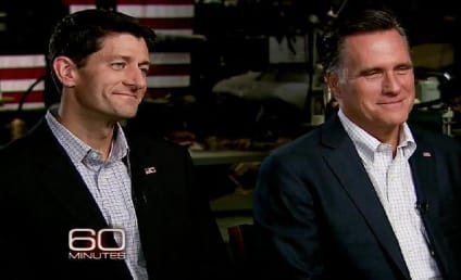 Paul Ryan, Mitt Romney Grilled on 60 Minutes