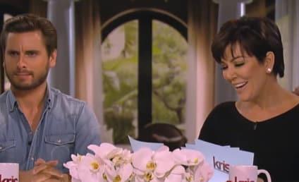 Kris Jenner Brings Scott Disick's Kids for Rehab Visit!