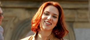 A Royal Ogling Job: Prince Charles & Scarlett Johansson