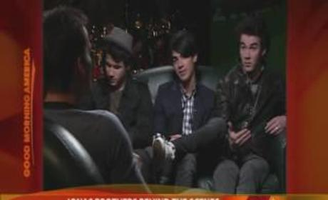 The Jonas Brothers on GMA