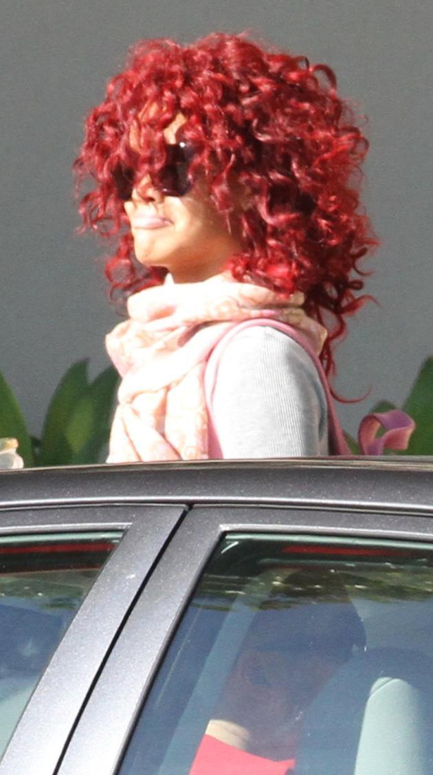 Rihanna as Sideshow Bob