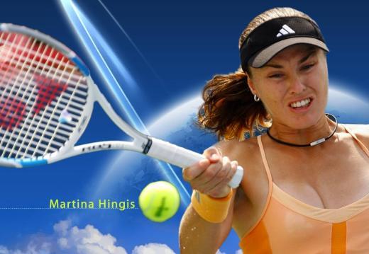 Martina Hingis Image