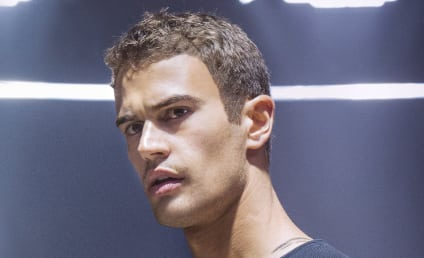 Divergent Still: Introducing Four!