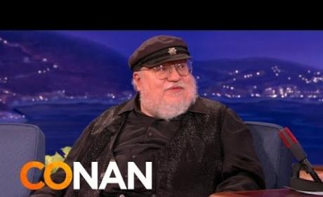 George R.R. Martin Talks DOS Word Processor