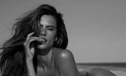 Alessandra Ambrosio: Nude, Post-Baby Modeling in Brazil