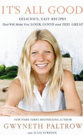 Gwyneth Paltrow Cook Book