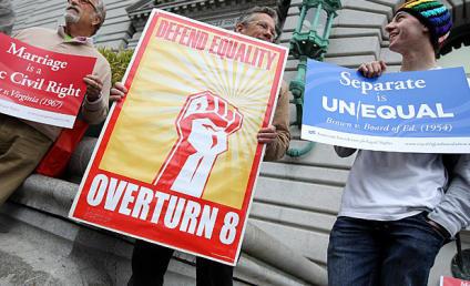 Prop 8 Gay Marriage Ban Struck Down in California