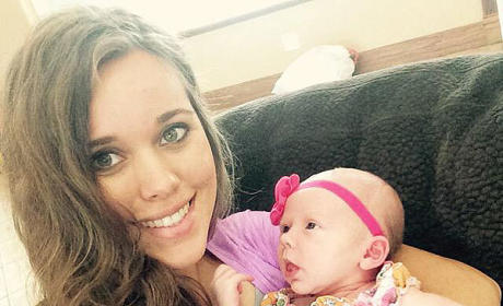 Jessa Duggar Seewald Gushes Over Her New Niece!